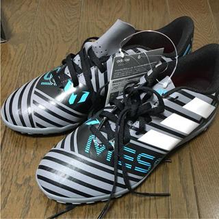 アディダス(adidas)の新品 アディダス サッカー フットサル トレーニングシューズ 23.5(シューズ)