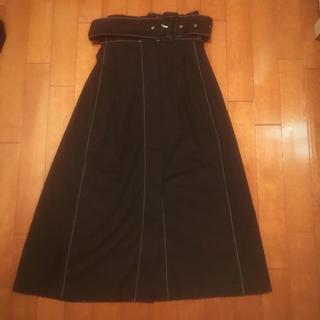 ザラ(ZARA)のZARAスカート Mサイズ(ひざ丈スカート)