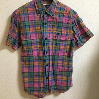 ジェリー(GERRY)のシャツ/チェックシャツ(シャツ/ブラウス(半袖/袖なし))