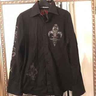 エーアンドジー(A&G)のRebel Spirit ワイシャツ  Sサイズ(シャツ)