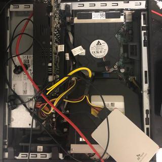 デル(DELL)のパソコン ジャンク品(デスクトップ型PC)
