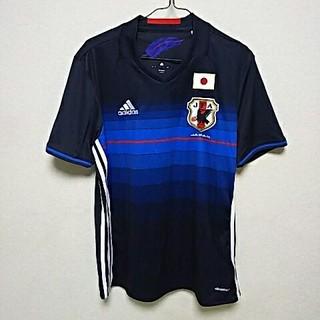 アディダス(adidas)のadidasサッカー日本代表ユニフォーム(ウェア)