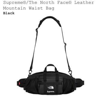 シュプリーム(Supreme)のsupreme lether mountain waist bag(ウエストポーチ)