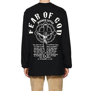 FEAR OF GOD - FEAR OF GOD × WARREN LOTAS ロングスリーブ Tシャツ