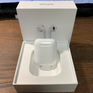 Apple - Apple AirPods MMEF2J/A