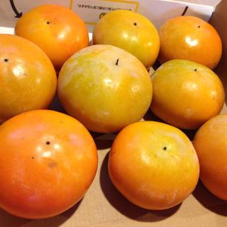 山梨県産★柿★健康果物★かき