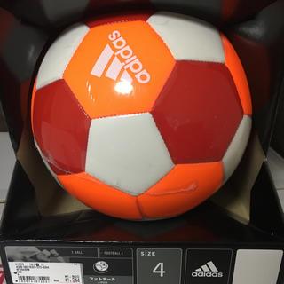 アディダス(adidas)のadidas サッカーボール 4号 小学生用(ボール)