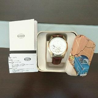 フォッシル(FOSSIL)のfossil フォッシル 自動巻き+クォーツ 腕時計(腕時計(アナログ))
