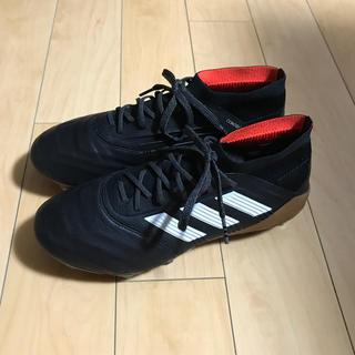 アディダス(adidas)のアディダス プレデター 18.1 海外限定 革 レザー 25.0 SG(シューズ)