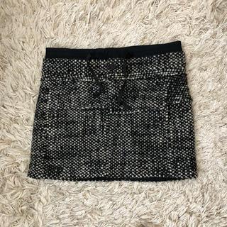 マルニ(Marni)のMARNI ツイードスカート(ミニスカート)