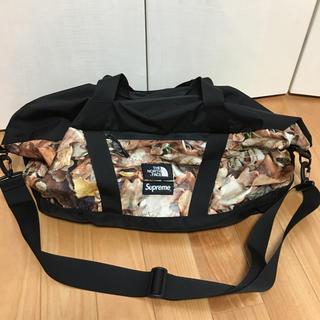 Supreme -  supreme  north face  leaves Duffel Bag