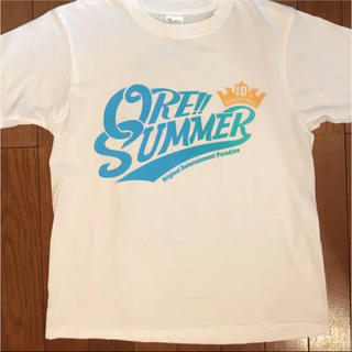 おれサマー ライブ Tシャツ(Tシャツ)