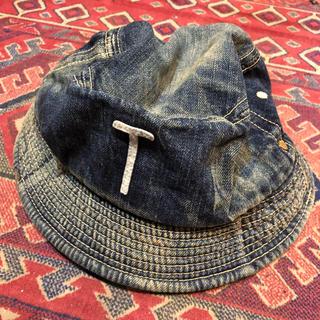 アナクロノーム(anachronorm)のデコー アナクロノーム BEAT INITIAL HAT by DECHO(ハット)