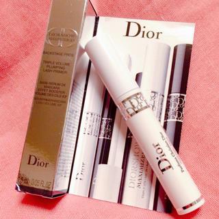 ディオール(Dior)のディオール ショウ マキシマイザー 3D マスカラベース マスカラ下地 美容液(マスカラ下地 / トップコート)