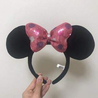 ディズニー(Disney)の💗ミニーカチューシャ💗(カチューシャ)