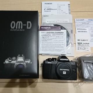OLYMPUS - 美品 OM-D E-M10 MARKⅡ 本体 オリンパス M.ZUIKO