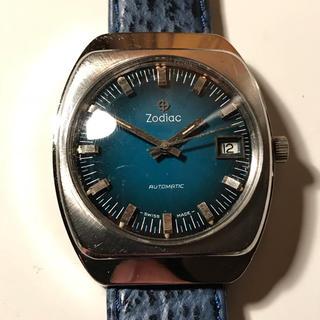 ゾディアック(ZODIAC)の希少 ゾディアック 自動巻き腕時計(腕時計(アナログ))