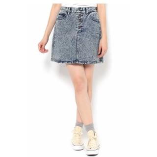 ウィゴー(WEGO)の台形スカート(ミニスカート)