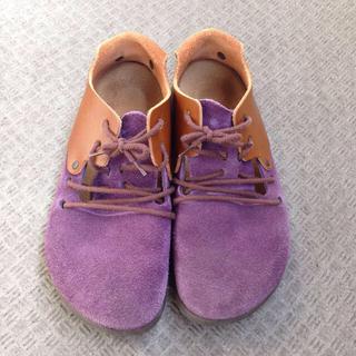 ビルケンシュトック(BIRKENSTOCK)の値下げ!ビルケン モンタナ 36(ローファー/革靴)