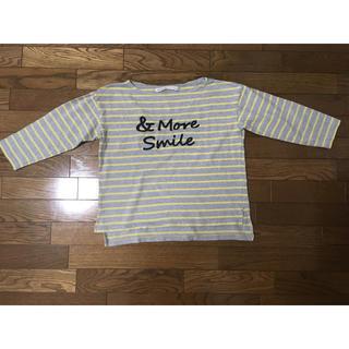 コルテラルゴ(CorteLargo)の七分袖Tシャツ(Tシャツ(長袖/七分))
