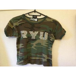 リュウスポーツ(RYUSPORTS)のRYUスポーツ tシャツ(Tシャツ(半袖/袖なし))