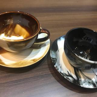 ロンハーマン(Ron Herman)のromHrmanロンハーマン ソーサー付コーヒーカップ (食器)
