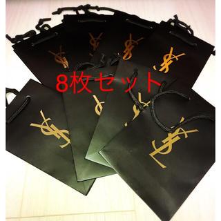 Yves Saint Laurent Beaute - 新品未使用!イヴサンローラン ショップバッグ8枚セット