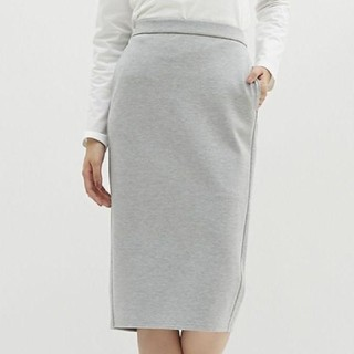 GU - GU カットソー タイトスカート グレーMサイズ