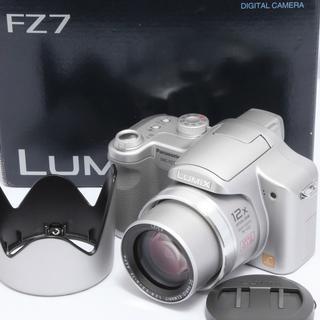 Panasonic - ★光学12倍ズーム★パナソニック高倍率一眼 LUMIX DMC-FZ7