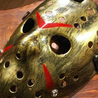 13日の金曜日  ジェイソン  コスプレ  マスク  ハロウィン  送料無料(小道具)