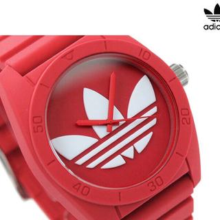 アディダス(adidas)のadidasシリコン腕時計✨新品・未使用✨(腕時計)