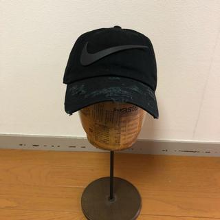 ナイキ(NIKE)の日本未発売!NIKE ダメージDad cap( ¨̮ )(キャップ)