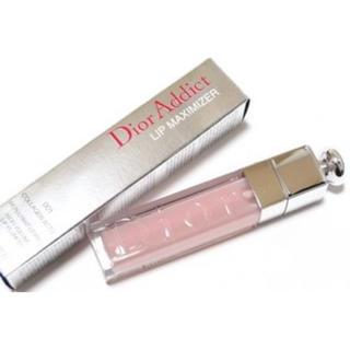 ディオール(Dior)のディオール アディック リップ マキシマイザー 001(リップグロス)