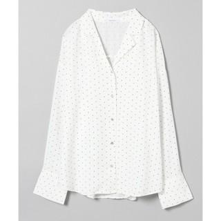 ジーナシス(JEANASIS)のドットカイキンシャツ(シャツ/ブラウス(長袖/七分))