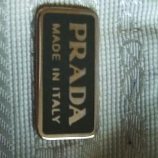 プラダ(PRADA)のリメイク用   PRADA ロゴプレート  正規品(その他)