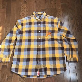 エコーアンリミテッド(ECKO UNLTD)のR' shop様  ECKO UNLTD  チェックシャツ(シャツ)