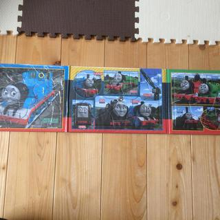 トーマスピンク(THOMAS PINK)のトーマスパズル(知育玩具)