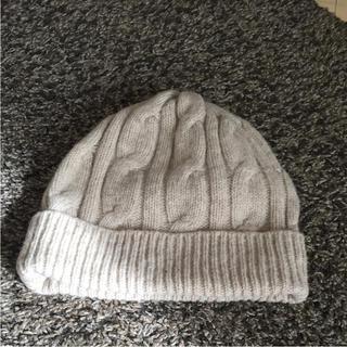 ムジルシリョウヒン(MUJI (無印良品))の無印良品のニット帽(ニット帽/ビーニー)