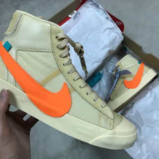 NIKE - 即日発送可能!Off-White™ × NIKE BLAZER MID ALL