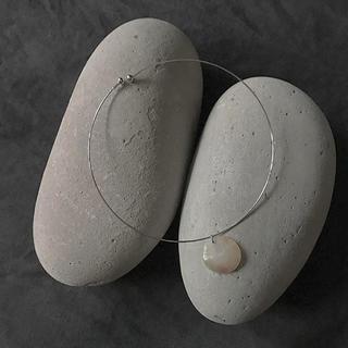 ケービーエフ(KBF)のminami shellchoker(ネックレス)
