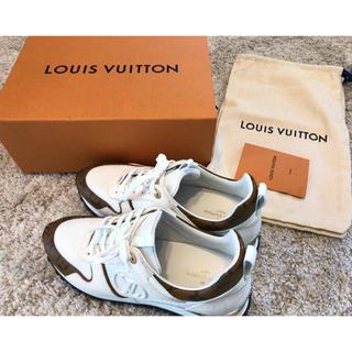 ルイヴィトン(LOUIS VUITTON)の専用出品美品★ルイヴィトン スニーカー モノグラム 正規品 靴 レディース (スニーカー)