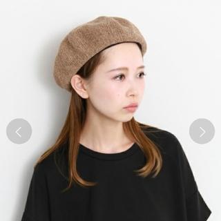 ケービーエフ(KBF)の未使用☆KBF サーモベレー(ハンチング/ベレー帽)