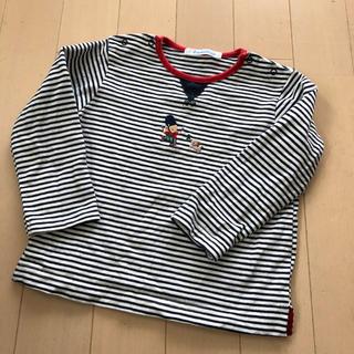 familiar - ファミリア  長袖シャツ 90