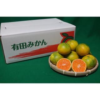 【送料無料】和歌山産 有田 極早生 訳あり 3kg 約30個(フルーツ)