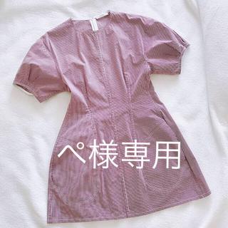セリーヌ(celine)のぺ様専用(シャツ/ブラウス(半袖/袖なし))