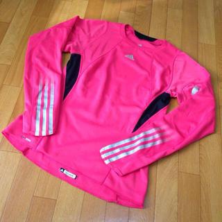 アディダス(adidas)のadidas✳︎ロンT♡(Tシャツ(長袖/七分))