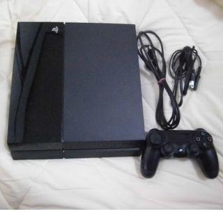 プレイステーション4(PlayStation4)のPS4 本体 500GB 1000(家庭用ゲーム本体)
