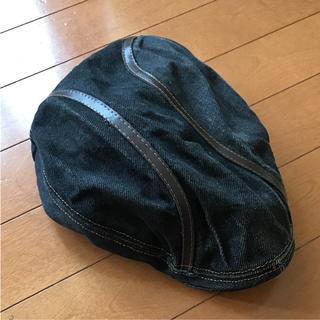 ニューヨークハット(NEW YORK HAT)のNew York hat  デニムハンチング  L/XL(ハット)