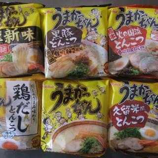 ハウスショクヒン(ハウス食品)の九州の味☆うまかっちゃん☆6種(インスタント食品)