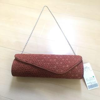 【新品未使用】 パーティーバッグ オレンジ(その他)